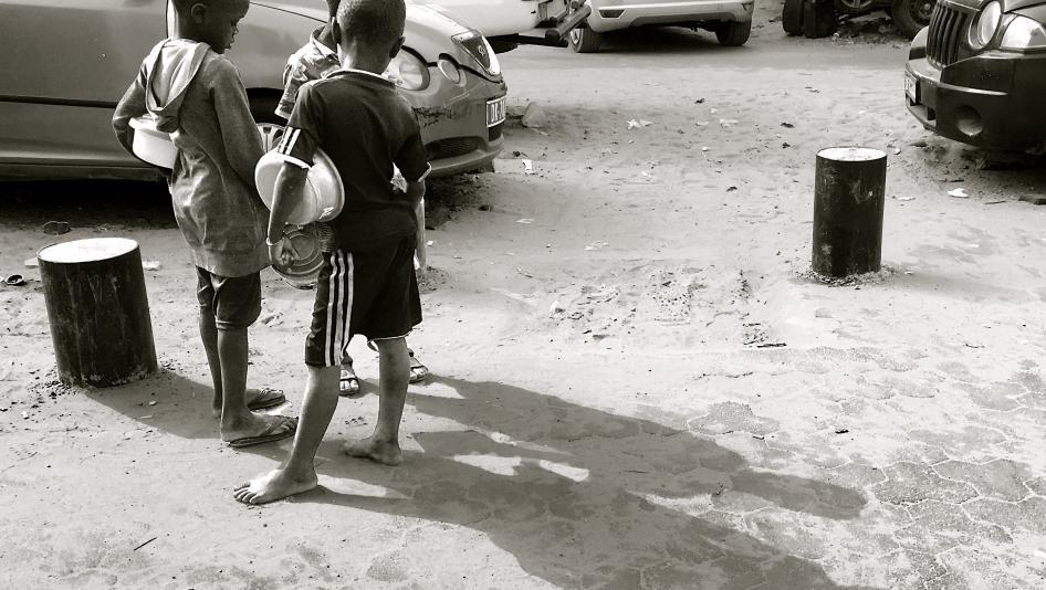 Retrait Enfants de la rue: Macky a instruit Aly Ngouille Ndiaye de régler définitivement le problème après la Korité
