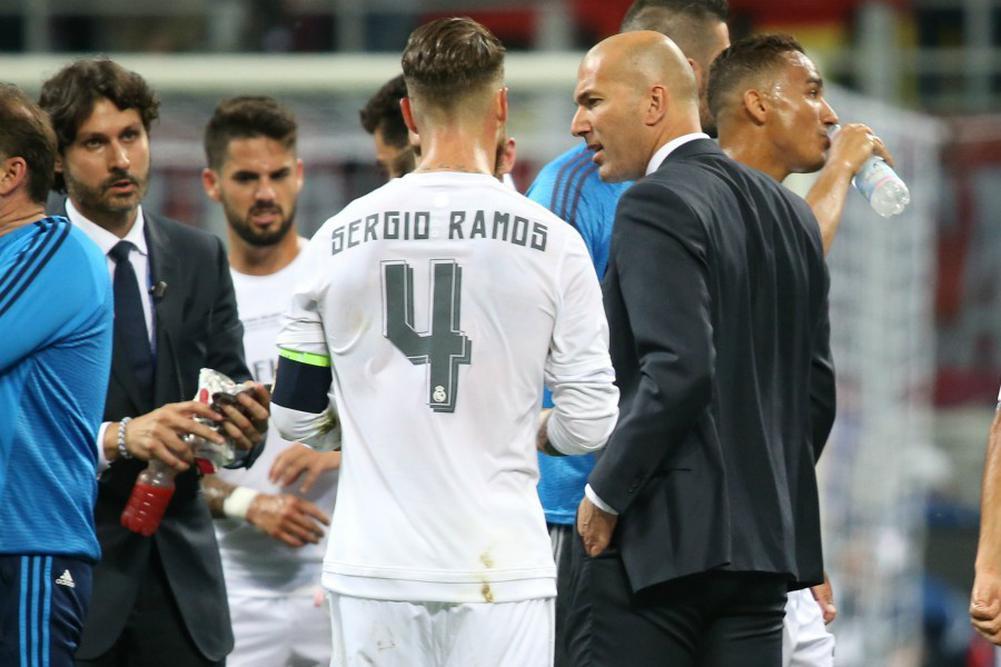 100 millions pour laisser partir Ramos
