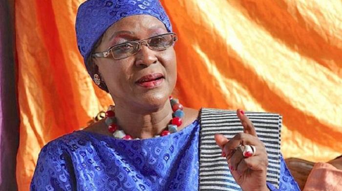 """Présence des femmes au dialogue politique: Amsatou Sow Sidibé dénonce une """"discrimination manifeste"""""""