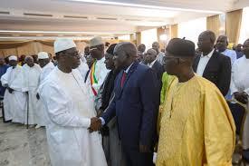 Dialogue national: Aly Ngouille Ndiaye installe la commission chargée de diriger les travaux