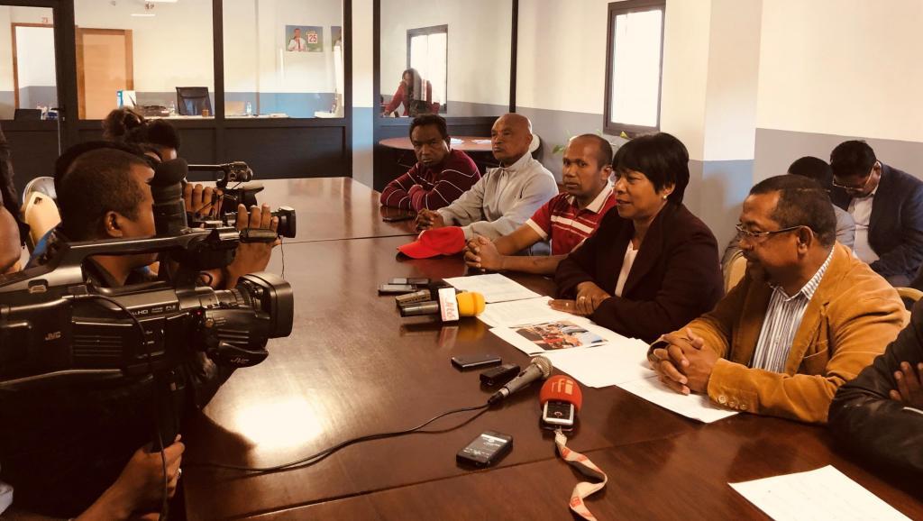 Législatives à Madagascar: les candidats-députés du TIM en colère