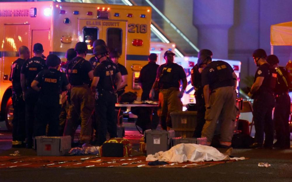 Etats-Unis: Retour sur le bilan de 9 fusillades depuis 2012