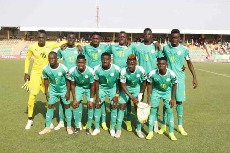 Mondial U20: le Sénégal est qualifié en quart de final en battant le Nigéria (2-1)