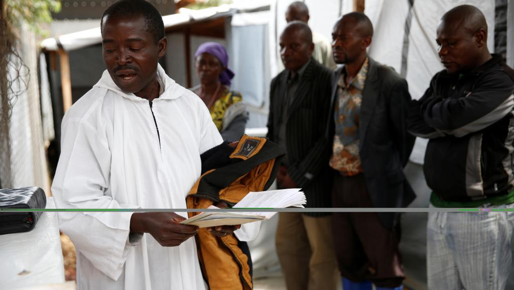 Ebola en RDC: l'épidémie stagne, l'OMS s'inquiète des cas non détectés