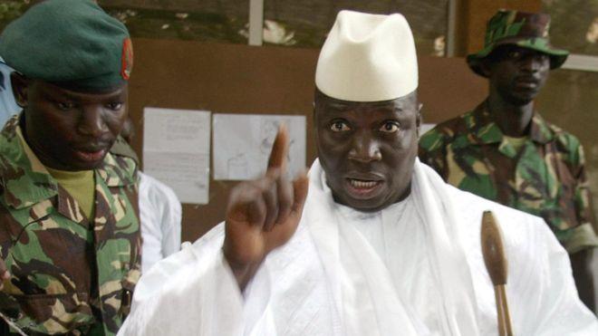 L'horreur de la torture sous Jammeh en Gambie
