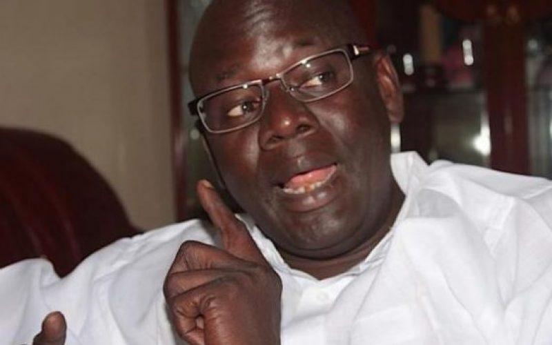 Me Djibril War appelle les députés à bloquer tous travaux ou projets de loi venant du Gouvernement