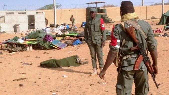 Une nouvelle attaque fait une centaine de morts au centre du Mali (source locale)
