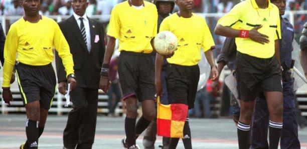 CAN 2019 : Voici la liste des 30 arbitres retenus dont trois Sénégalais