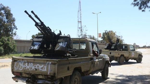 L'ONU renouvelle l'embargo sur les armes en Libye