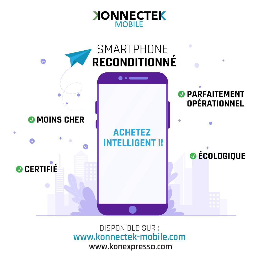 Démocratisation de l'accès au mobile : le Star-up Konnectek met sur le marché Sénégalais «Reconditionné»