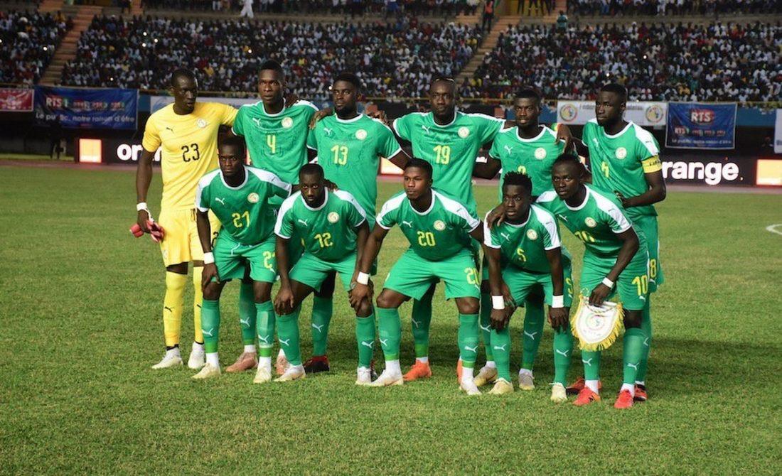 Sénégal – Real Murcie : Voici le onze de départ des Lions