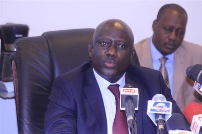 """Rapport """"polémique"""" de l'IGE: Le Procureur face à la presse ce mercredi après-midi"""