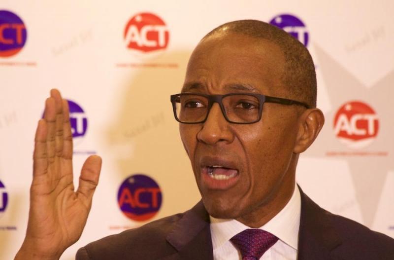 Affaire PetroTim – Orientation de l'enquête du procureur : Les interrogations sarcastiques d'Abdoul Mbaye
