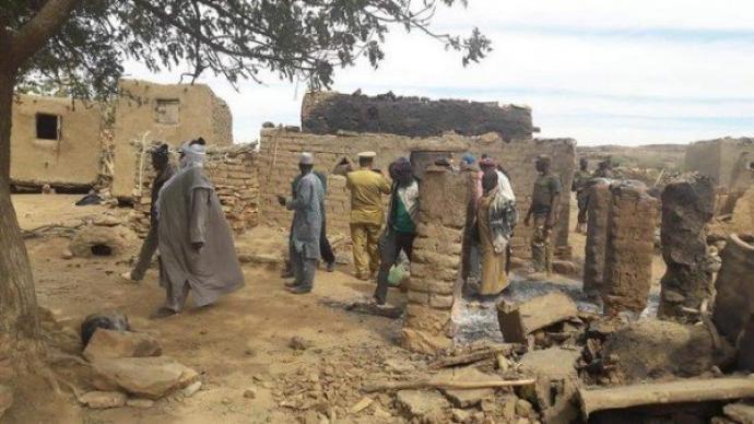 Le gouvernement réduit le bilan du massacre de Sobame à 35 morts et annonce des interpellations
