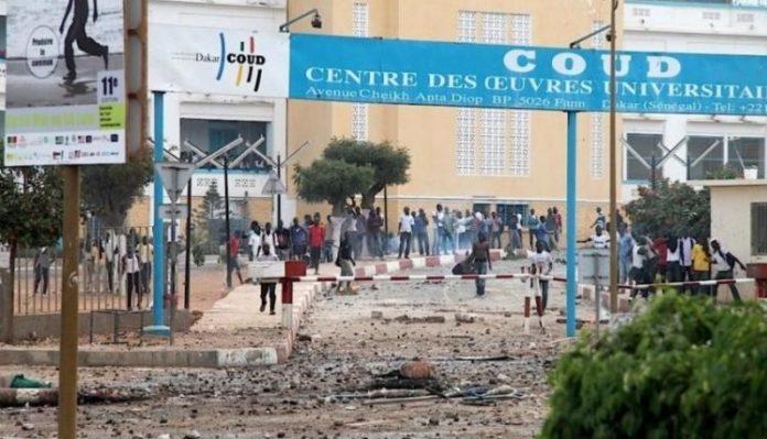 Blocage de la Corniche Ouest de Dakar: les étudiants de l'Enstp exigent le paiement de subvention de leurs mémoires