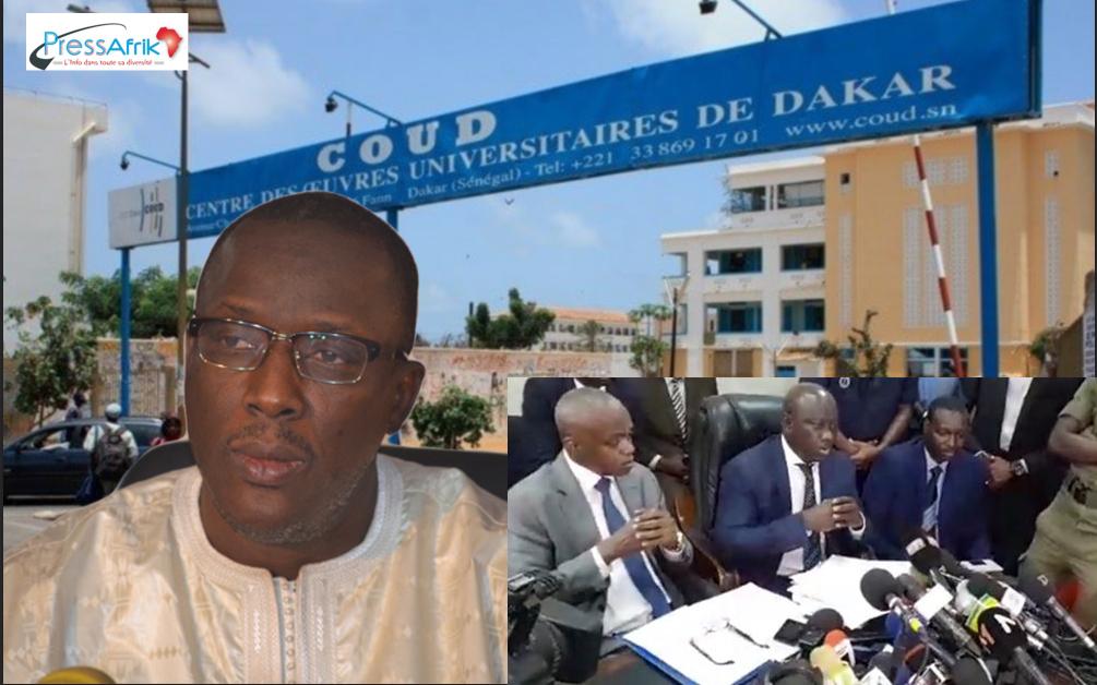 """Malversations supposées au Coud: le procureur renvoie les """"casseroles"""" de Cheikh Oumar Hann à l'Ofnac"""