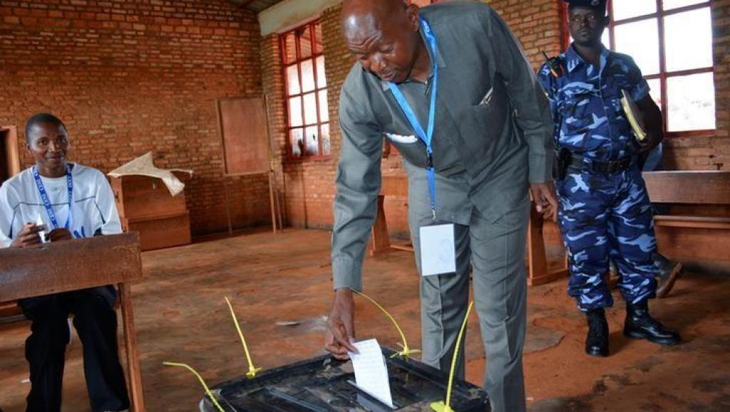 Violences contre l'opposition du CNL au Burundi: HRW tire la sonnette d'alarme