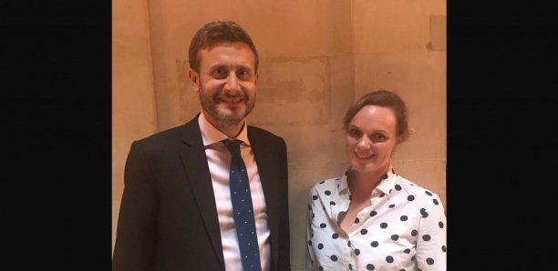 Dakar: Fin de mission pour l'ambassadeur de la Grande Bretagne, Georges Hodgson
