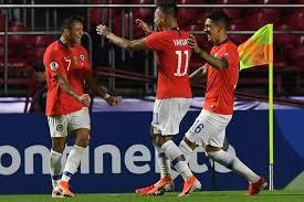 Copa America : le Chili corrige le Japon