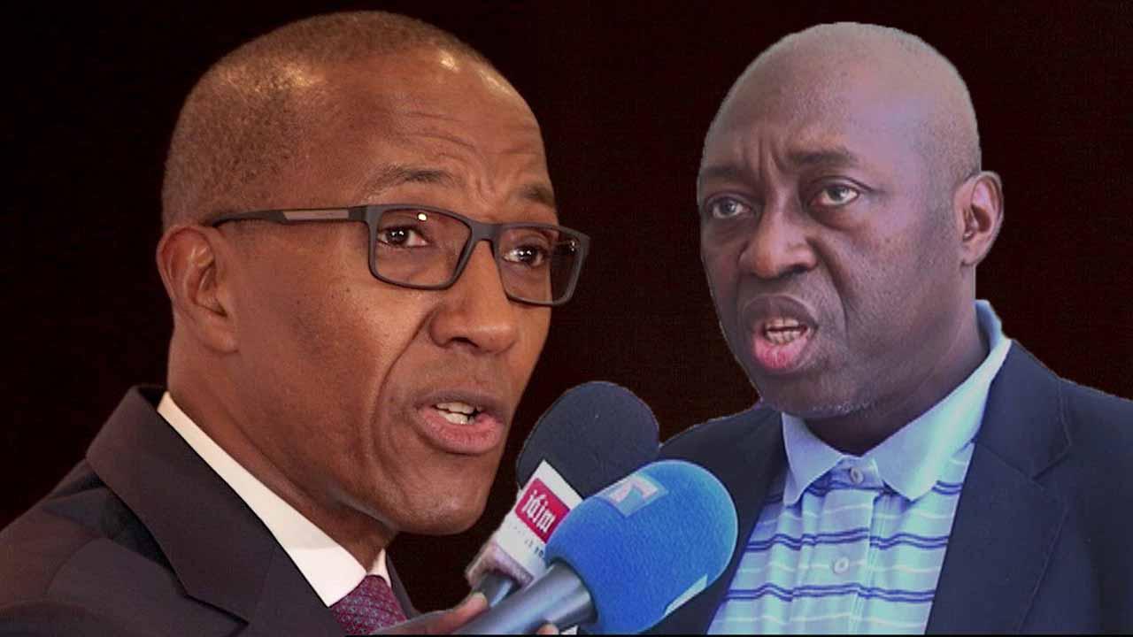 Cour d'Appel de Dakar: Mamadou Lamine Diallo et Abdoul Mbaye main dans la main