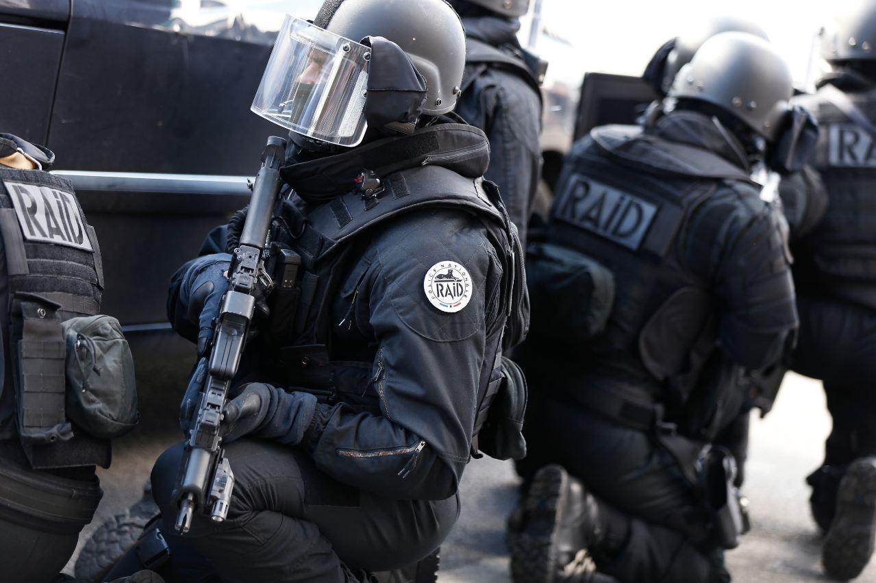URGENT - Une opération de Raid en cours à Nantes