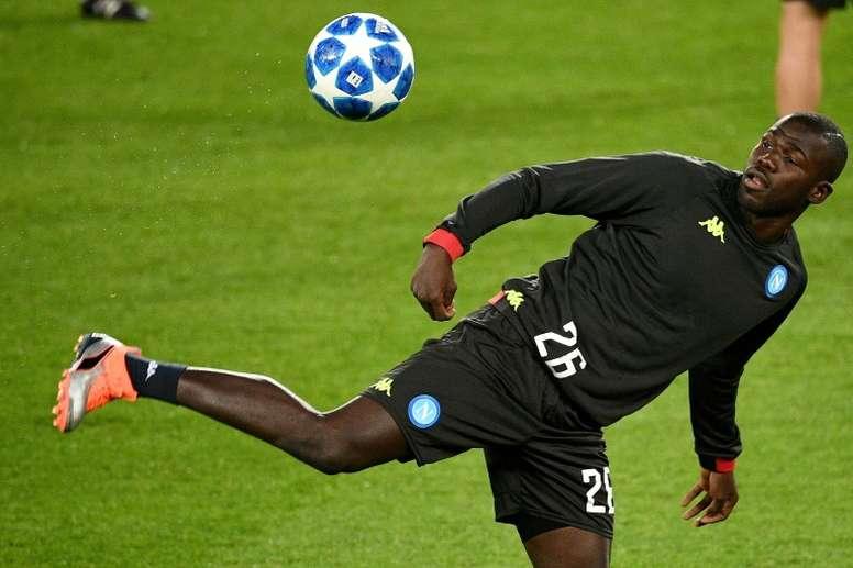 Liverpool: Klopp veut réunir Van Dijk et Koulibaly