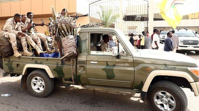 Les autorités militaires soudanaises accusées de violence