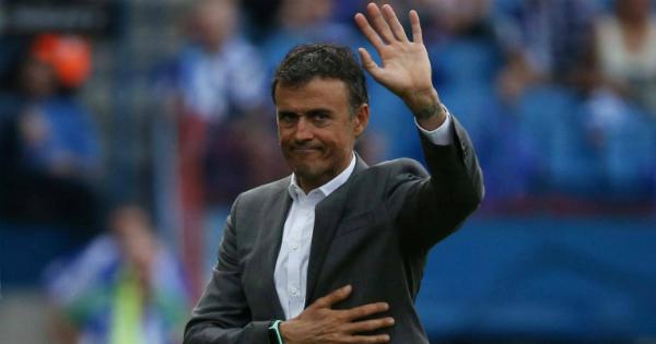 Luis Enrique a démissionné de son poste de sélectionneur d'Espagne