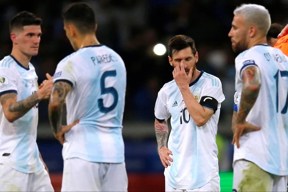 Copa America : l'Argentine accrochée !