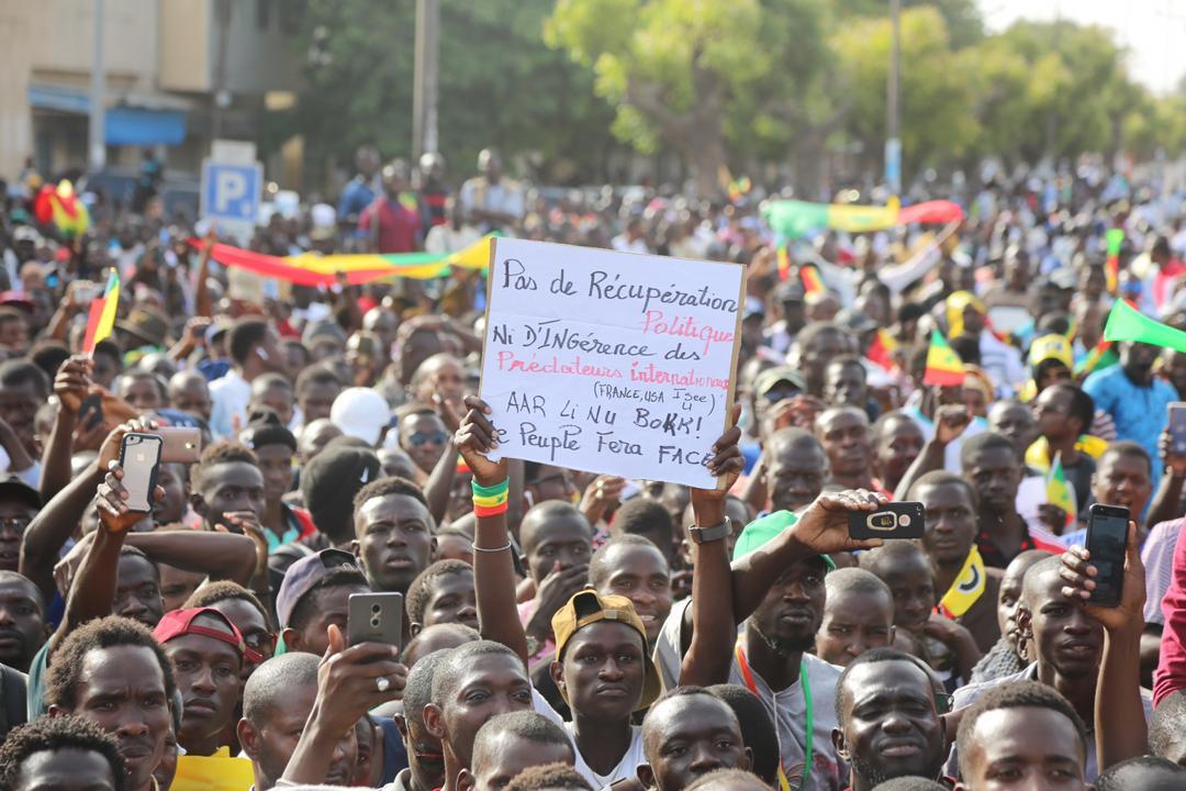 Rassemblement Aar Li Nu Bok: les Sénégalais ont répondu en masse (Photos)