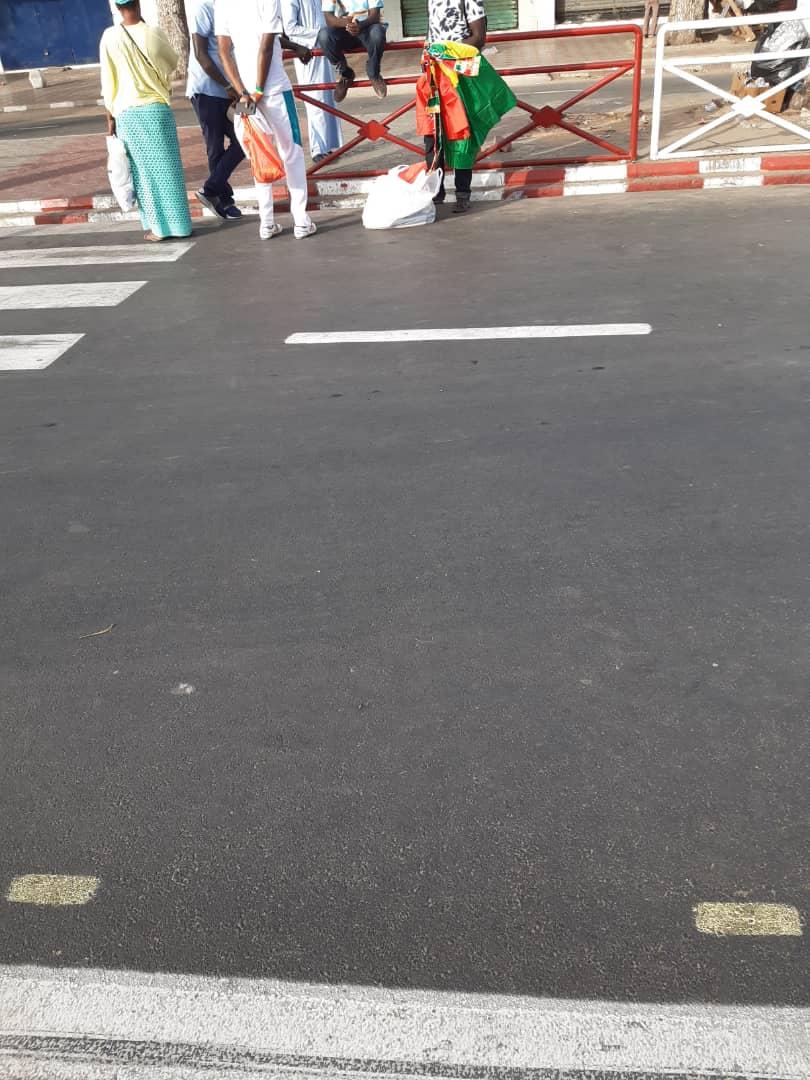 Arrêt sur images ! L'acte civique de la Plateforme Aar Li Nu Bok après le Rassemblement