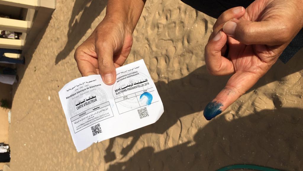 Présidentielle Mauritanie: les bureaux de vote sont ouverts
