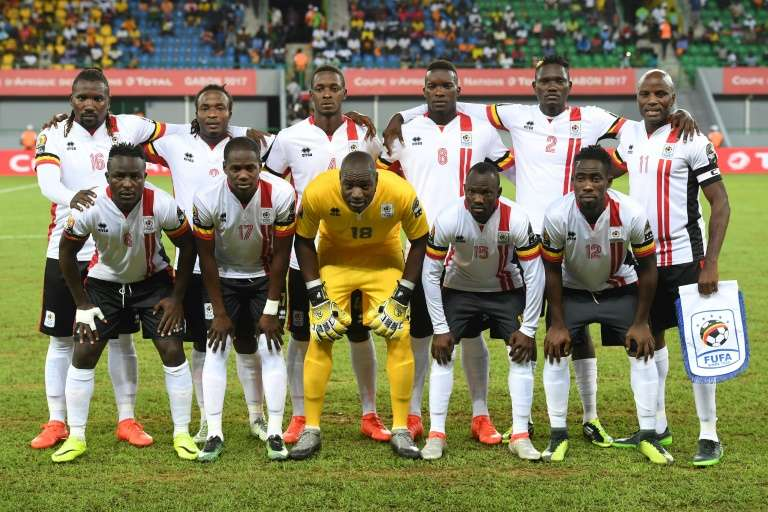 CAN 2019 : L'Ouganda bat la RD Congo 2 à 0