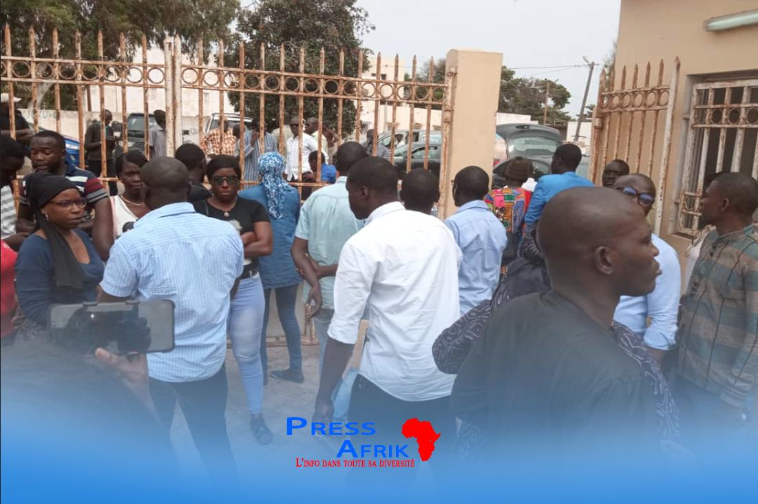 Marche à Guédiawaye: risque de tensions entre l'opposition et les partisans d'Aliou Sall le 04 juillet