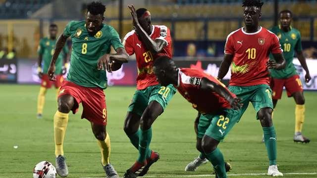 #CAN2019 - La champion en titre s'impose contre la Guinée Bissau (2-0)