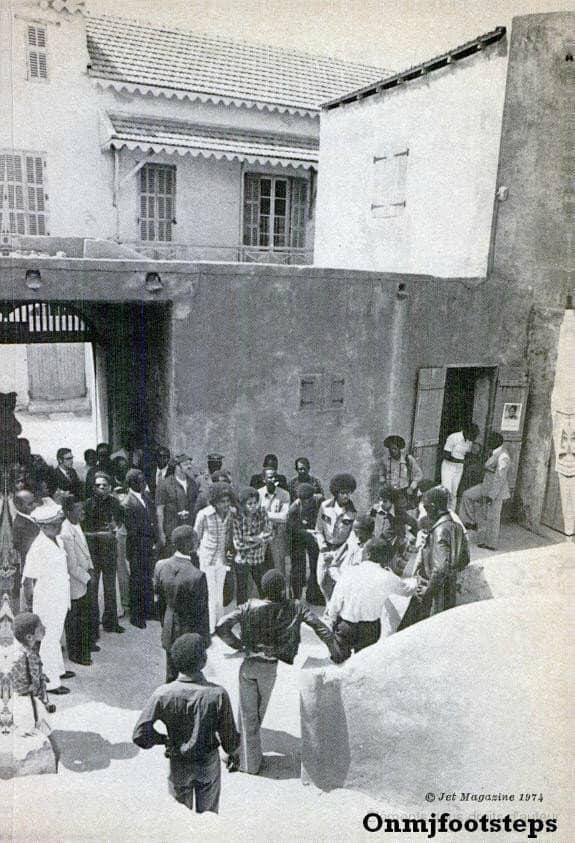 Les images de Mickael Jackson à Dakar en 1974 (Photos)
