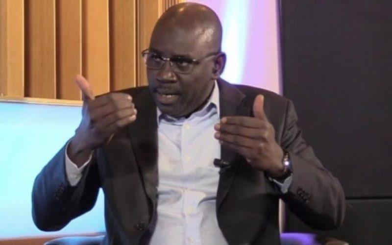 «Seydou revient pour porter…le mensonge d'Etat », Moussa Taye
