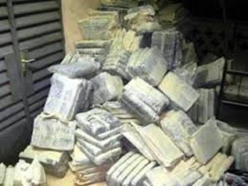 Port autonome de Dakar: saisie de 238 Kg de cocaïne au Môle 1