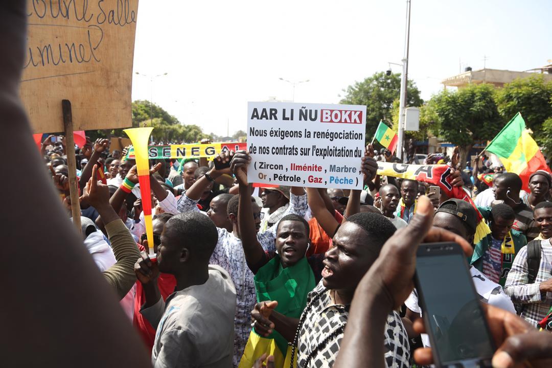 Aar Li Ñu Bokk appelle les Sénégalais à une grande marche ce vendredi 28 juin