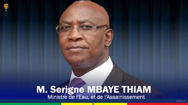 Affermage de l'eau: l'Etat du Sénégal a signé un avenant de 6 mois pour prolonger la SDE