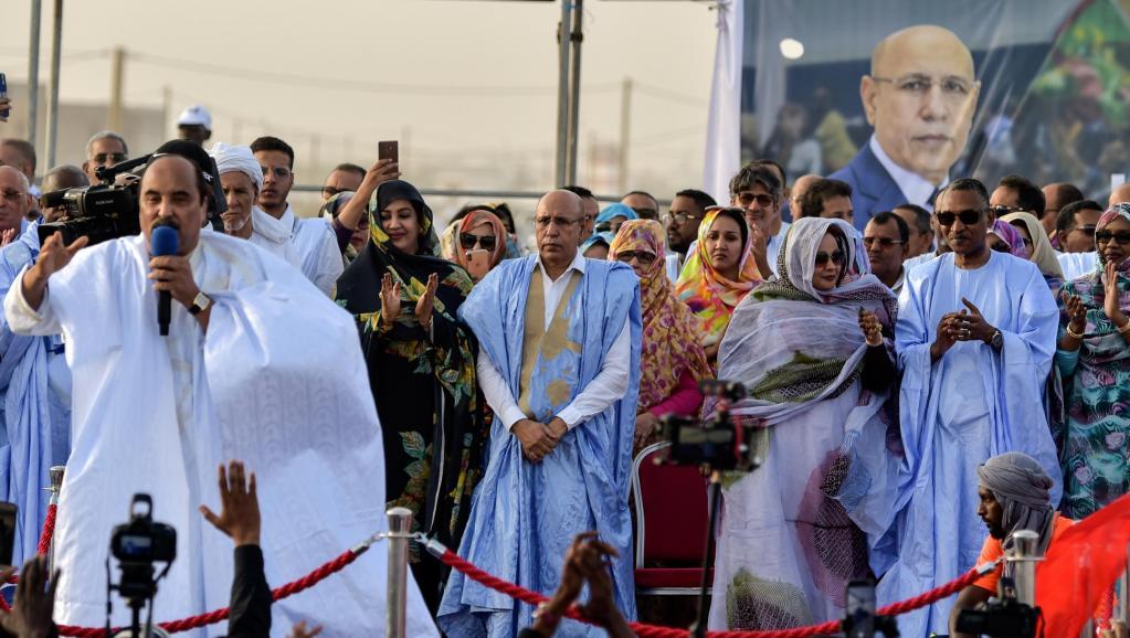 Élection du général Ghazouani en Mauritanie: quels liens avec son prédécesseur?