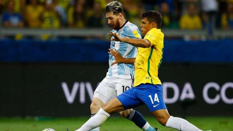 Demi-finale Copa America: le Brésil défait l'Argentine de Messi et file en finale