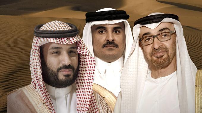 Princes du Golfe: les dessous d'un conflit géopolitique sur Arte
