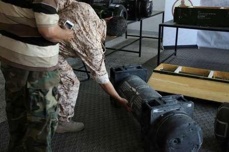 Urgent - En Libye, des missiles français découverts sur une base pro-Haftar