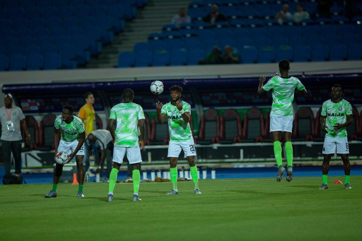 #NGARSA - Le Nigeria ouvre le score (1-0)