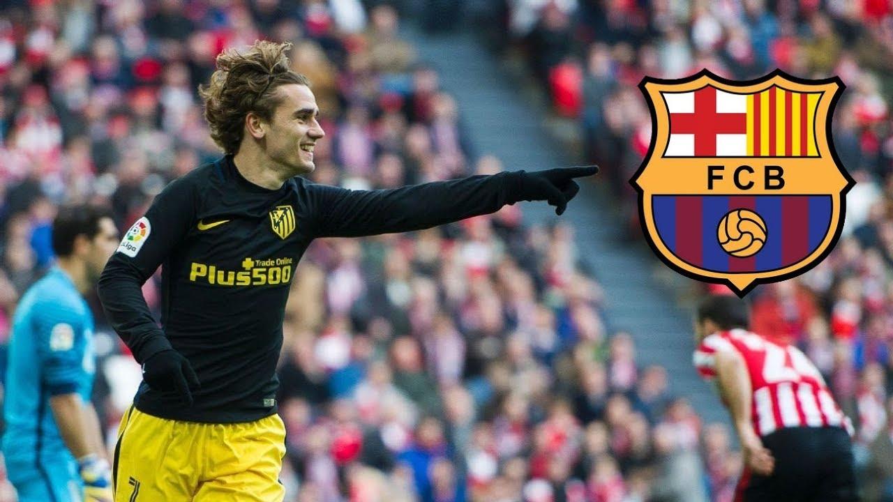 L'arrivée d'Antoine Griezmann au Barça est imminente