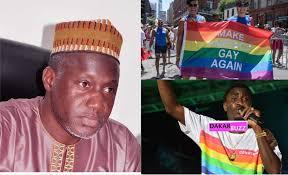 Tee-shirt polémique: l'Imam Kanté se dit étonné de la citation directe servie par Wally Seck