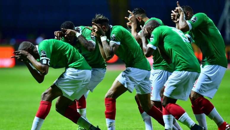 Première victoire historique pour Madagascar face au Burundi