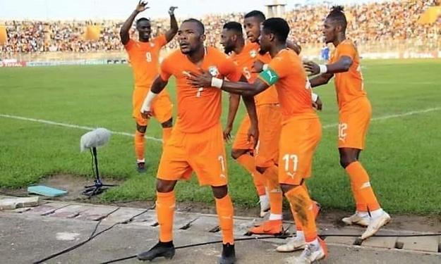 Can 2019: la Côte d'Ivoire égalise face à l'Algérie 1-1