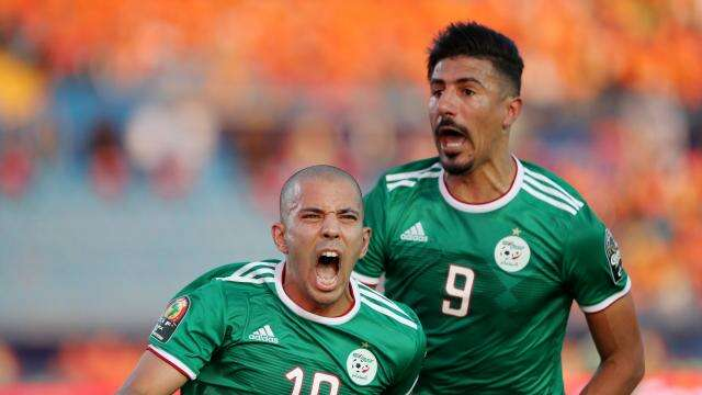 #CAN2019: l'Algérie élimine la Côte d'Ivoire aux tirs au but et retrouve le Nigéria en demi finale